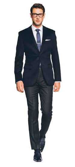 The Cadillac Of Suit Essentials, Our Silk Blended Blazers Feel Incredible  And Drape Like No Other Fabric. And, Just Like Driving A Luxury Car, ...
